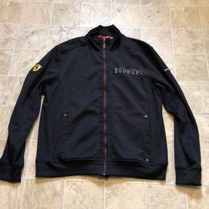 100% Authentic puma  Ferrari jacket
